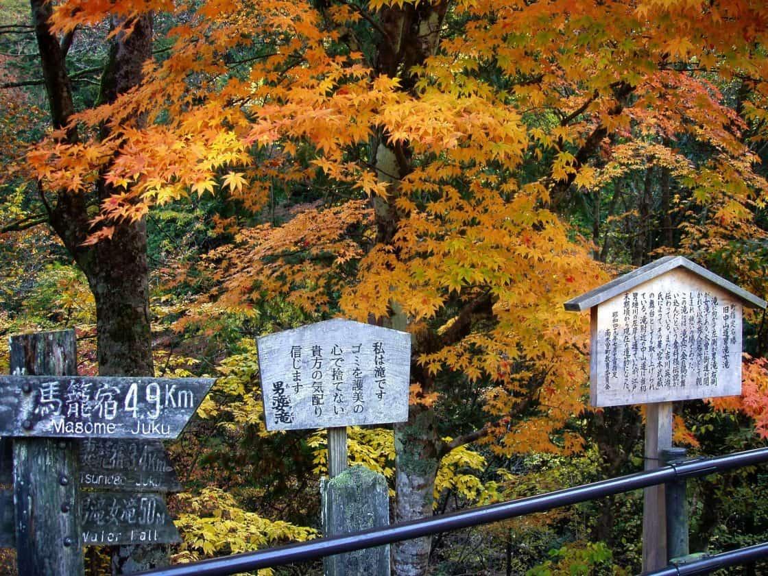Walking Tours of Japan