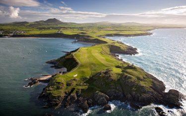 Nefyn Path to Porth Dinllaen Llyn Peninsula