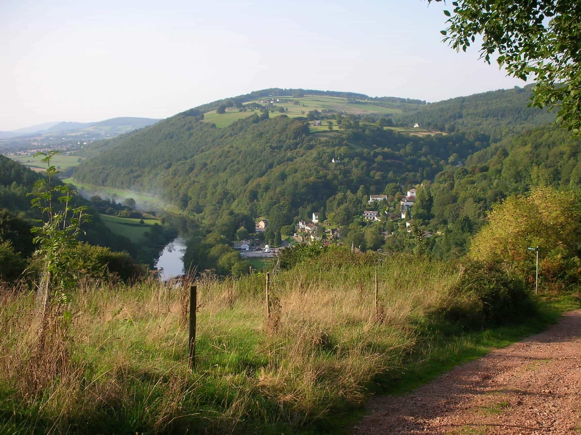Offas Dyke Path Walking holidays