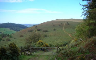 Hiknig Holidays UK Offa's Dyke Path
