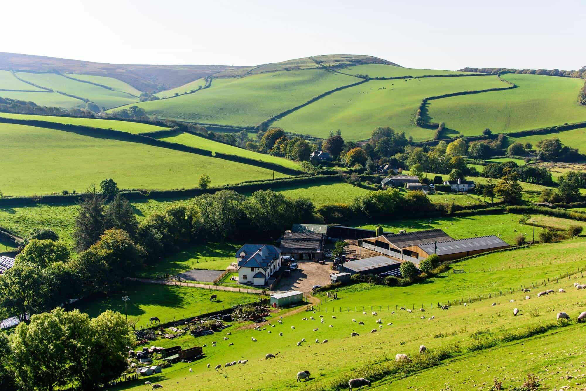 Oare countryside walking UK
