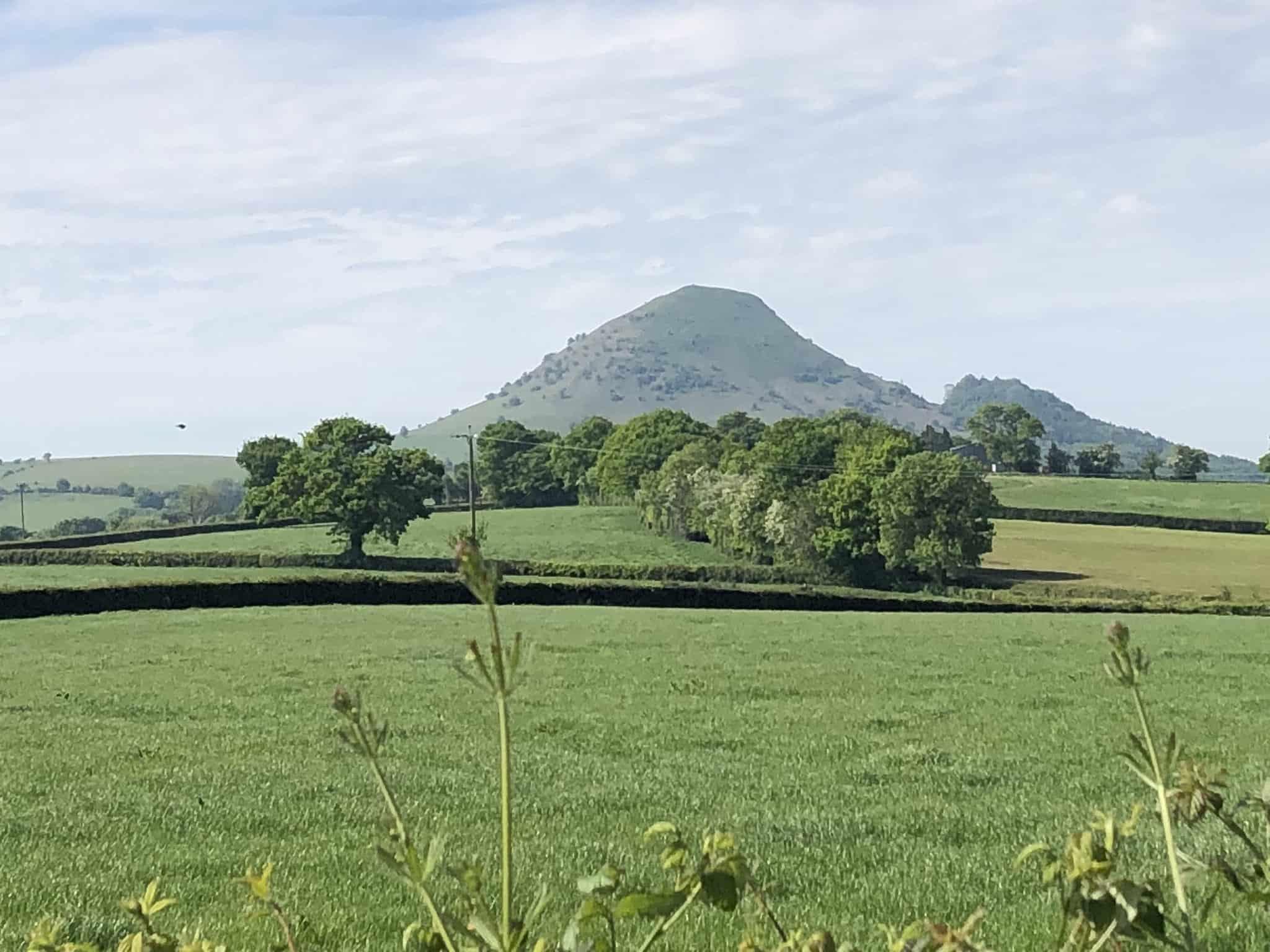 Black Mountains View on Offa's Dyke Path
