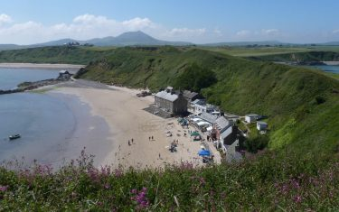 Walking holidays North Wales