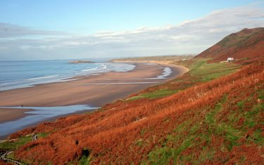 Walking Holidays Gower Coast Path