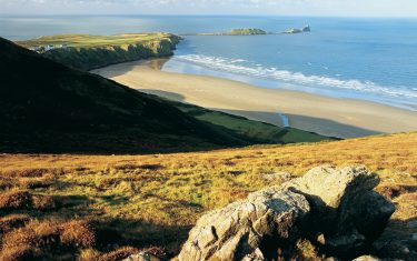Gower Coast Path Walking Holidays
