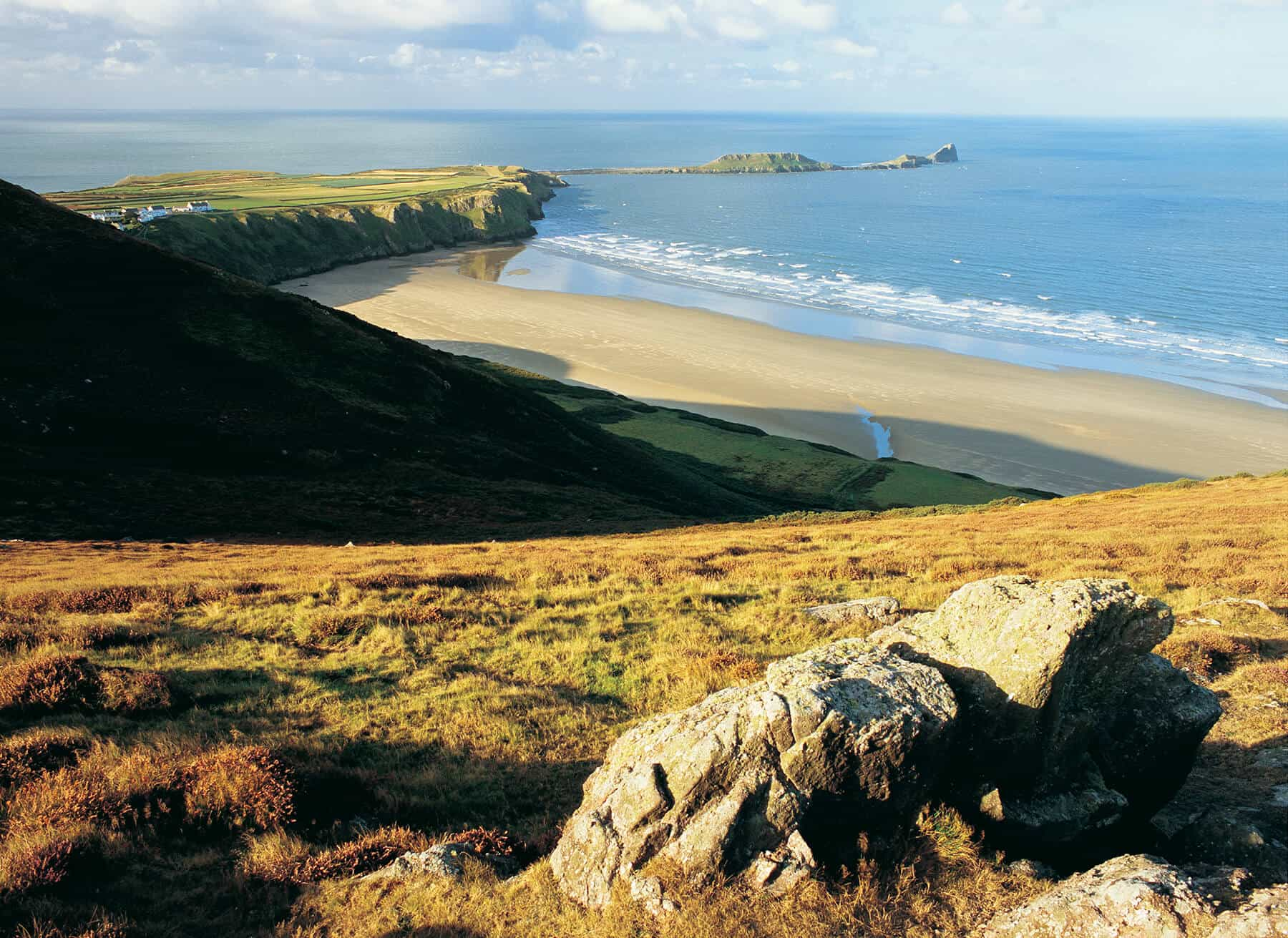 Gower Coast Path Walking Holidays
