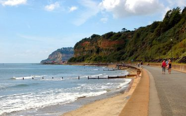 Sandown, Shanklin, Isle of Wight Coastal Path