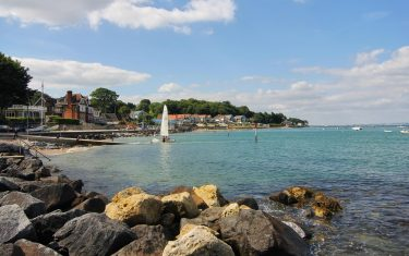 Seagrove Bay, Isle of Wight Walks