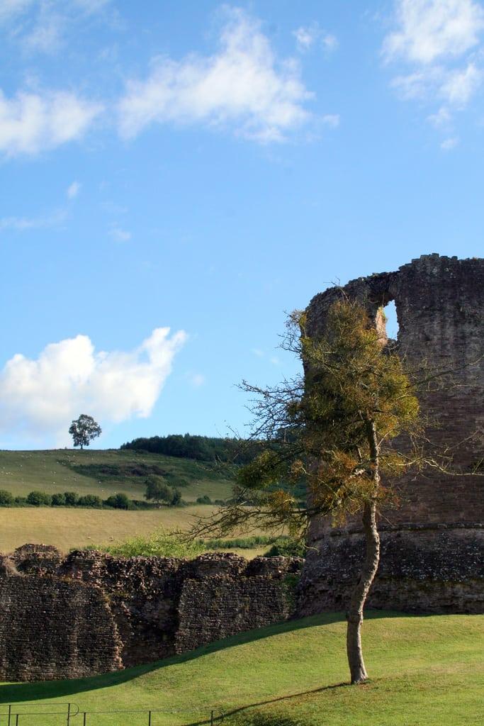 Three Castles walking holidays Celtic Trails