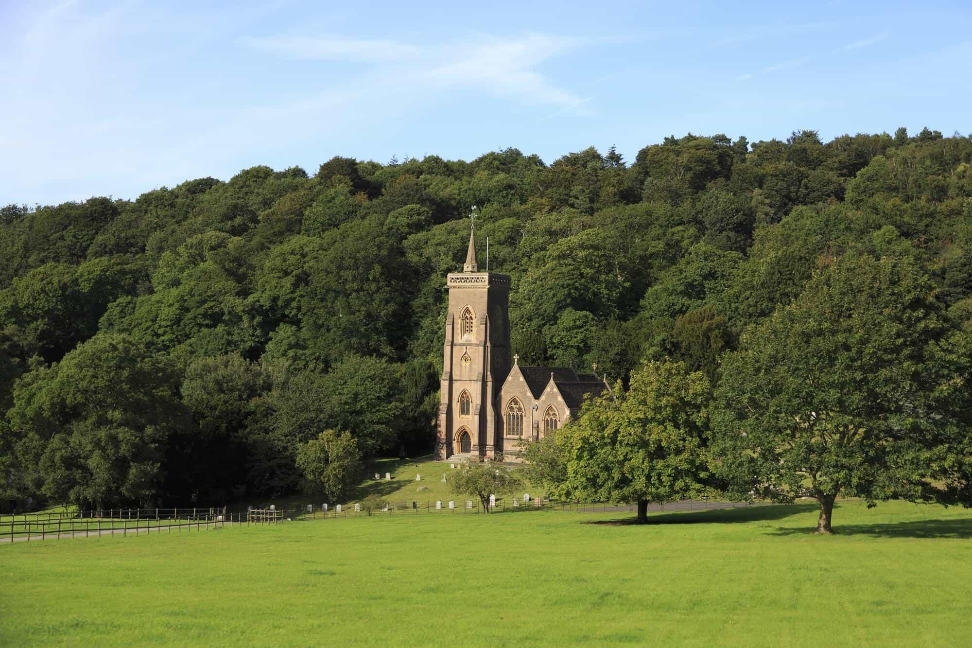 St Etheldreda, West Quantoxhead on the Coleridge Way