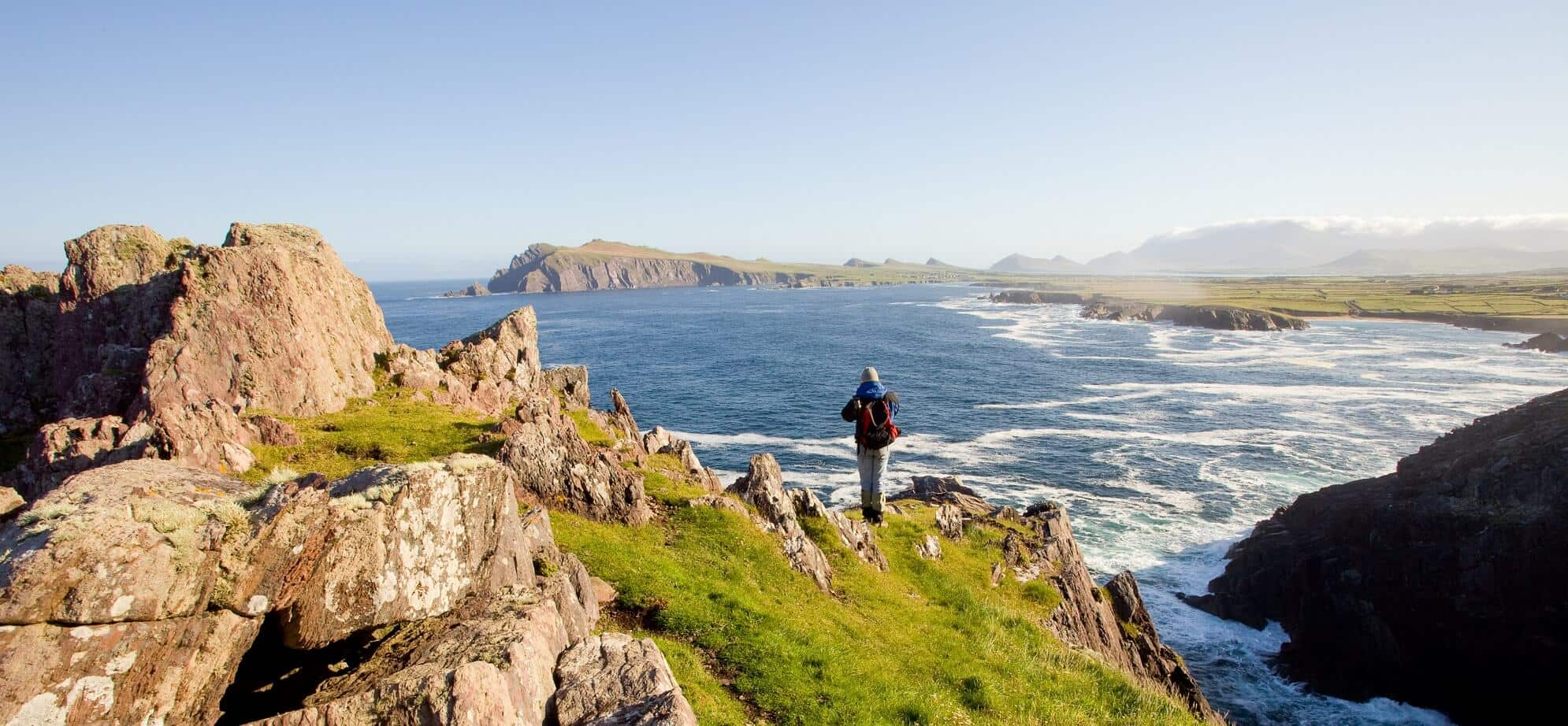 Dingle Way womens walking holidays in the uk
