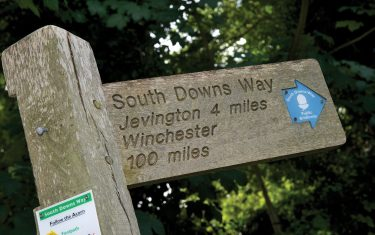 Walking holidays South Downs Way