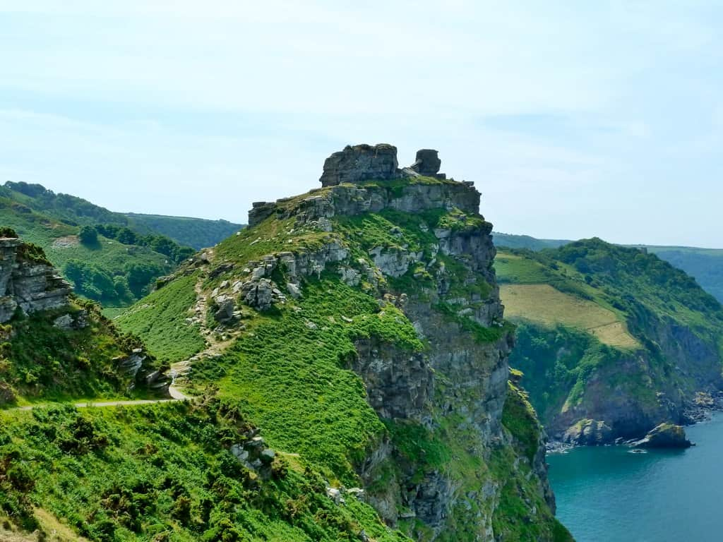 Valley of Rocks, Exmoor National Park