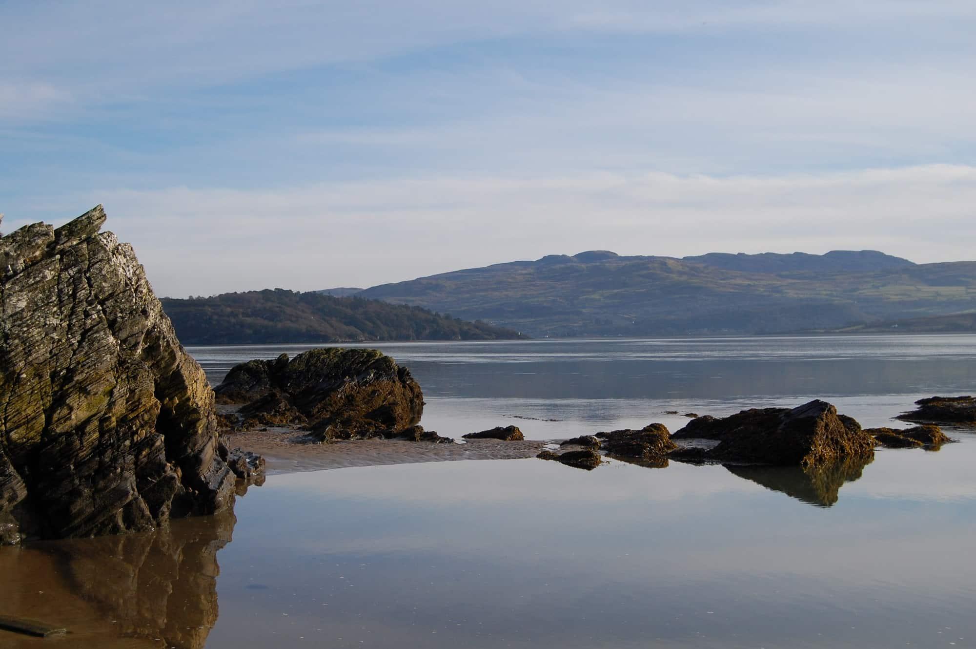 Wales Coast Path Meirionnydd