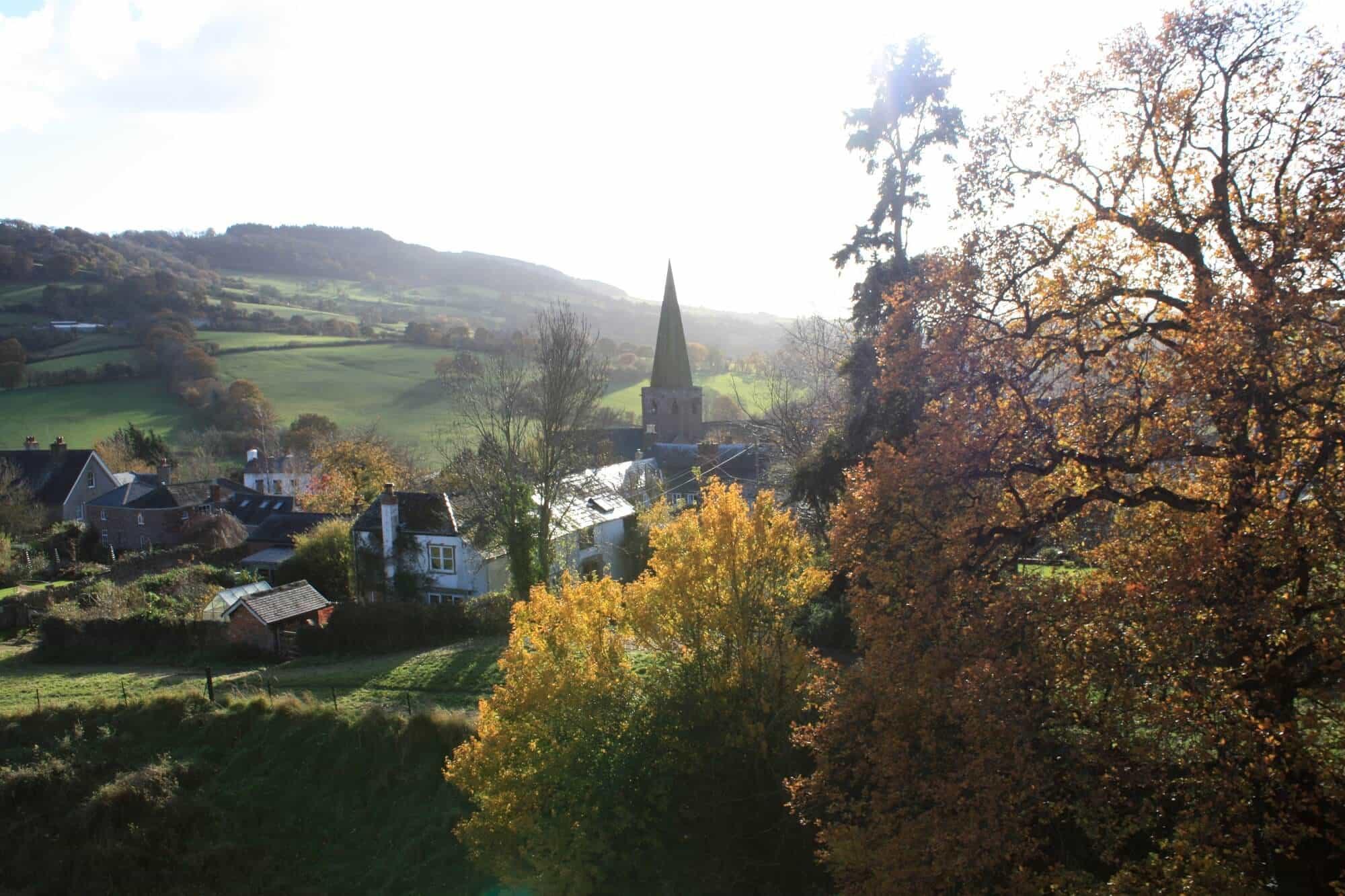 Walking holidays in rural wales