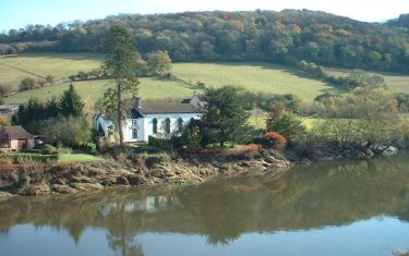 Walks along the River Wye