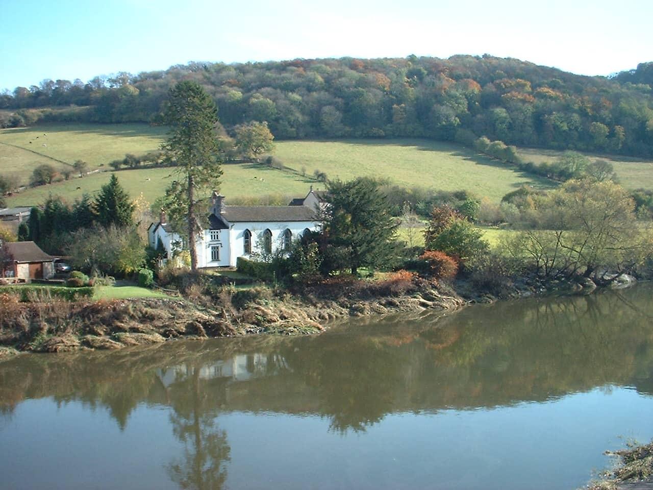 Walks along the River Wye