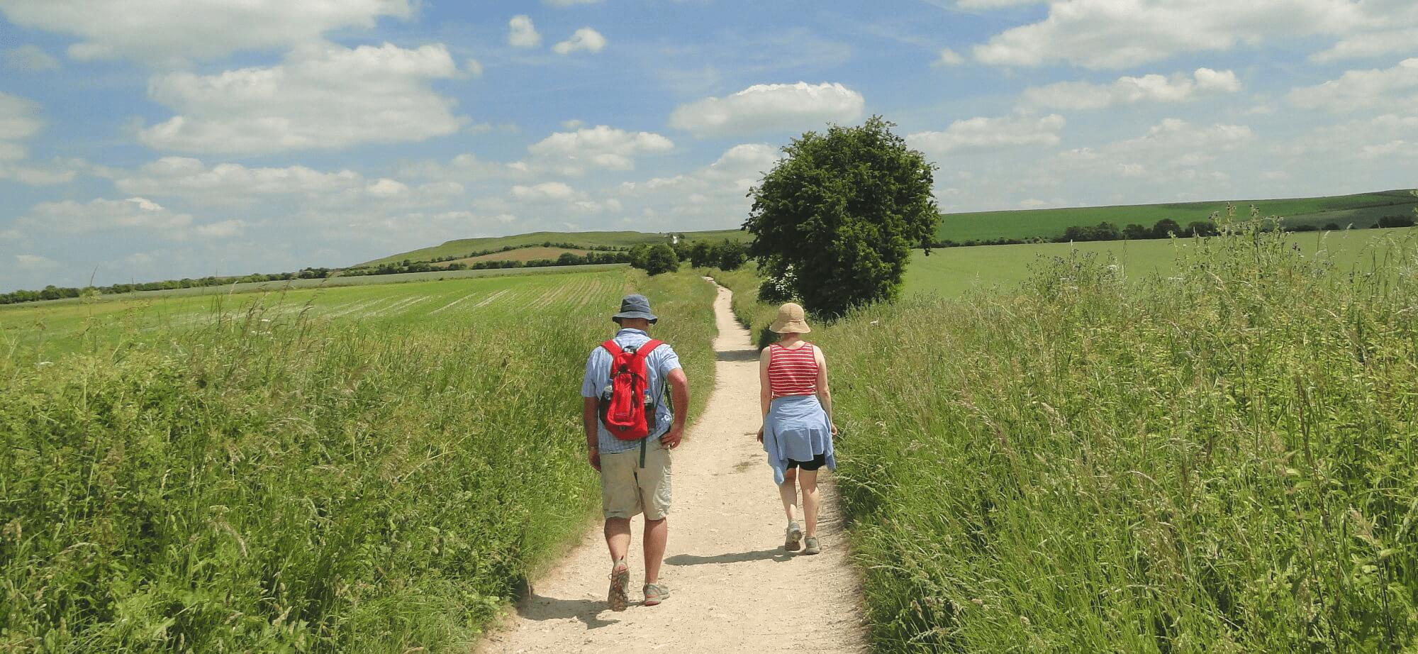 Walkers-on-the-Ridgeway