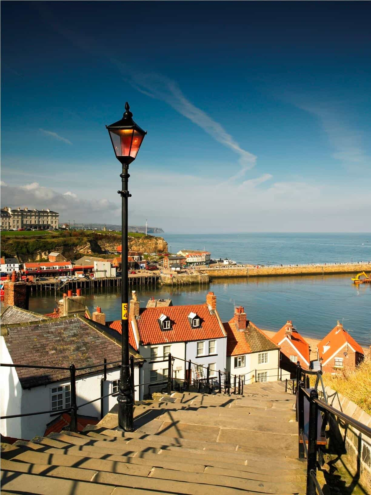 Whitby, walking holidays The Cleveland Way
