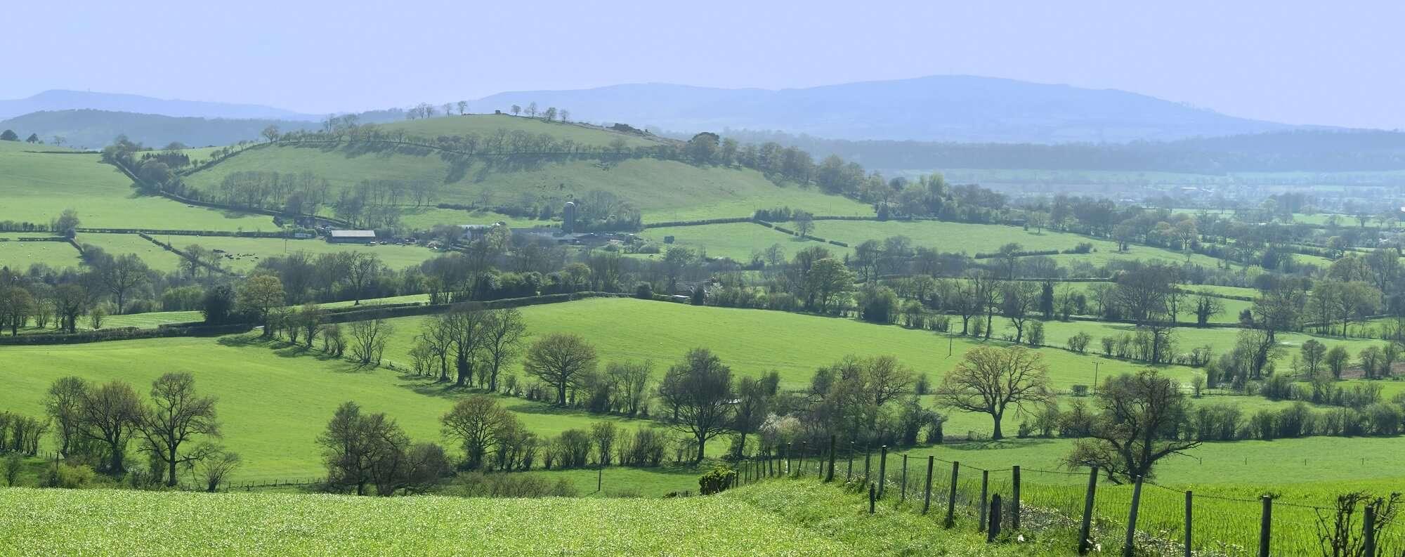 Shropshire hills Walkng Holidays