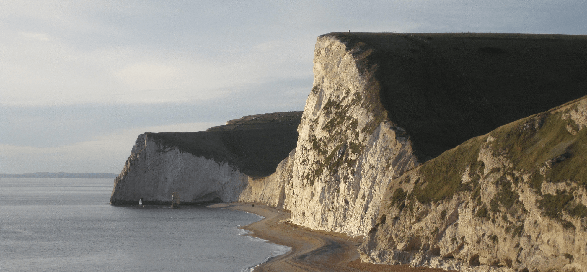 White Cliffs Dorset