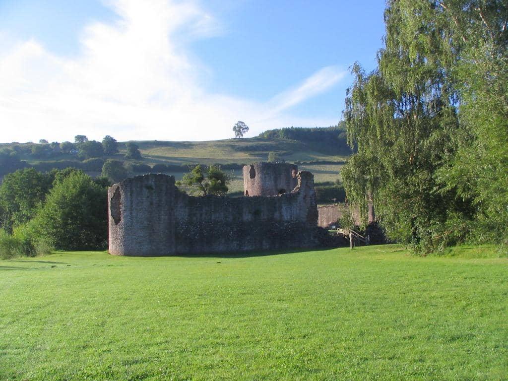 Walknig holidays Welsh Castles