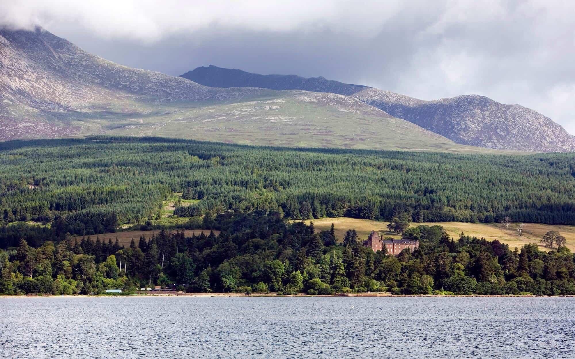 Hiking Isle of Arran