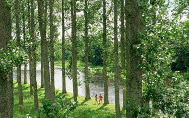 Mertoun Gardens near St Boswells